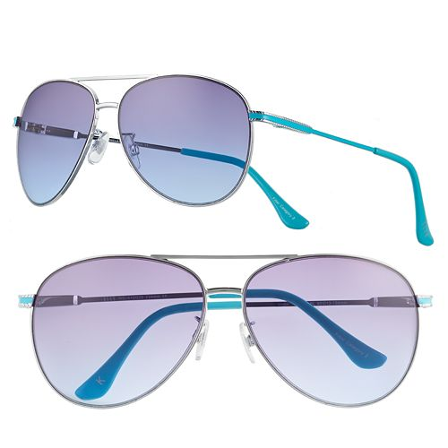 Women's ELLE Aviator Sunglasses