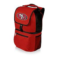 Picnic Time San Francisco 49ers Zuma Backpack Cooler