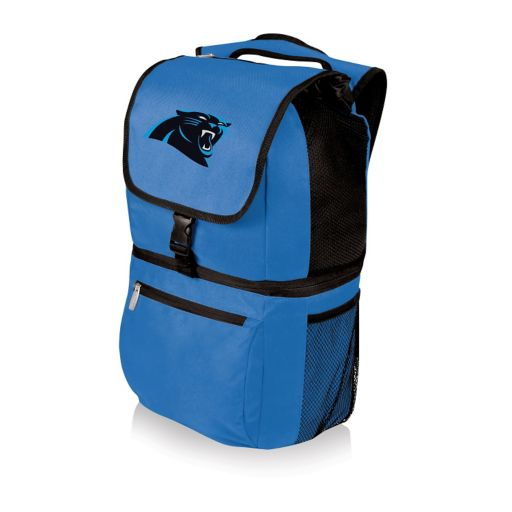 Picnic Time Carolina Panthers Zuma Backpack Cooler