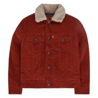 Boys 4-7x Levi's Corduroy Jacket