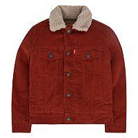 Toddler Boy Levi's Corduroy Jacket