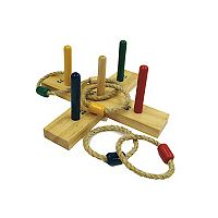 Quoits Outdoor Toss Game by House of Marbles