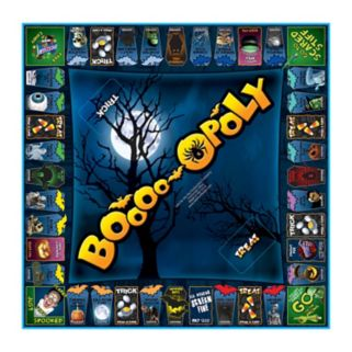 Boooo-opoly Halloween Game by Late For The Sky