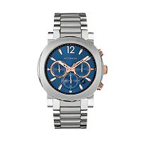 Wittnauer Men's Stainless Steel Chronograph Watch