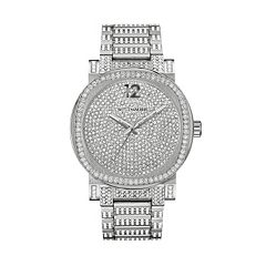 Wittnauer Men's Crystal Stainless Steel Watch - WN3007