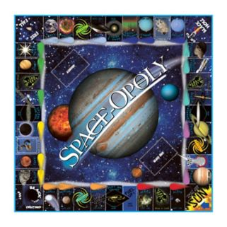 Space-opoly Game by Late For The Sky
