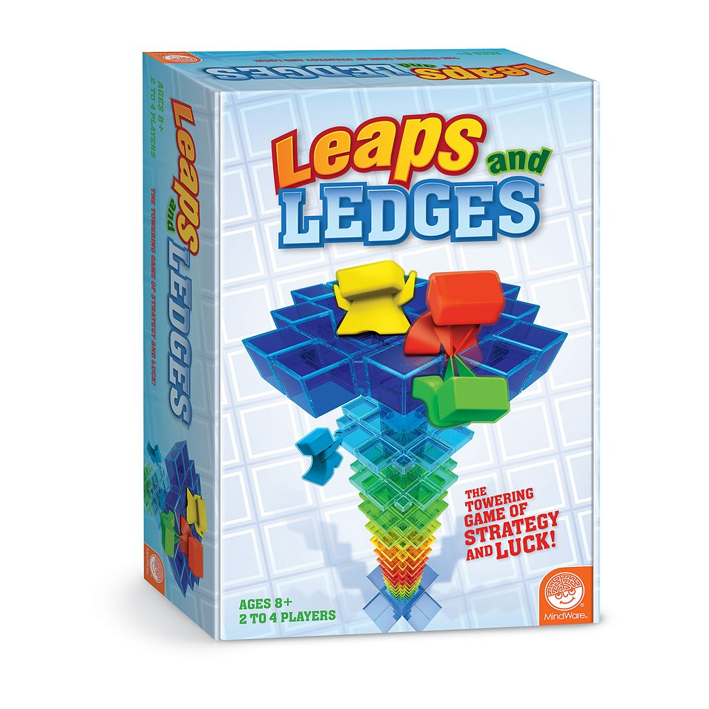 Leaps and Ledges Game by MindWare