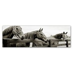 ''Briland Three'' Canvas Wall Art