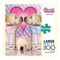 Adorable Animals 300-pc. Puppy Love Jigsaw Puzzle by Buffalo Games
