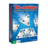 Tri-Ominos Game by Pressman Toy