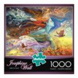 "Buffalo Games 1000 pc Josephine Wall ""Spirit of Flight"" Jigsaw Puzzle"