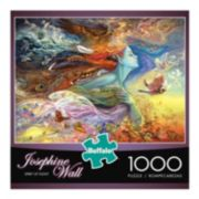 "Buffalo Games 1000-pc. Josephine Wall ""Spirit of Flight"" Jigsaw Puzzle"