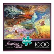 Buffalo Games 1000 pc Josephine Wall 'Spirit of Flight' Jigsaw Puzzle