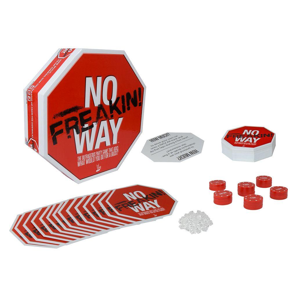 No Freakin! Way Game by Pressman Toy