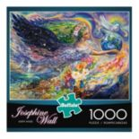 "Buffalo Games 1000-pc. Josephine Wall ""Earth Angel"" Jigsaw Puzzle"