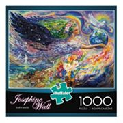 Buffalo Games 1000 pc Josephine Wall 'Earth Angel' Jigsaw Puzzle