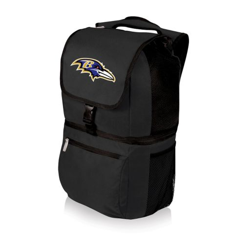 Picnic Time Baltimore Ravens Zuma Backpack Cooler