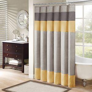 White Madison Park Shower Curtains Accessories