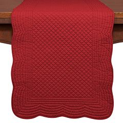 KAF HOME Boutis Table Runner - 14' x 72'