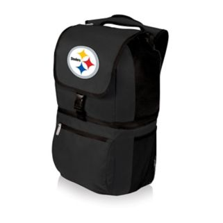 Picnic Time Pittsburgh Steelers Zuma Backpack Cooler