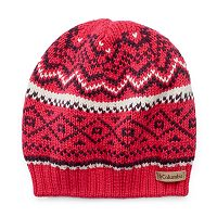 Women's Columbia White Pine Beanie