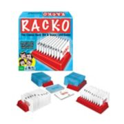 Rack-O Game by Winning Moves