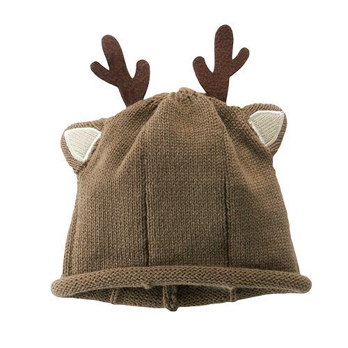 56c668f35da Baby Carter s Reindeer Knit Hat
