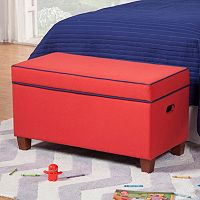 HomePop Classic Storage Bench