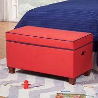 HomePop Classic Storage Bench
