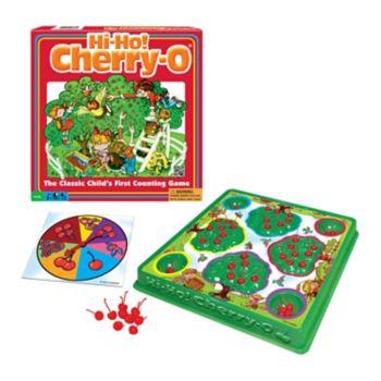 Hi-Ho! Cherry-O by Winning Moves