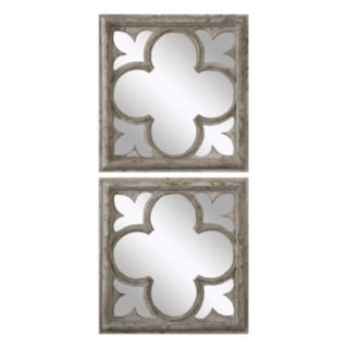 Uttermost Vellauni Wall Mirror 2-piece Set