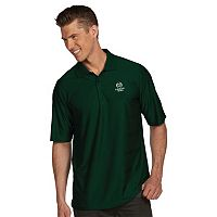 Men's Antigua Colorado State Rams Illusion Desert Dry Extra-Lite Performance Polo