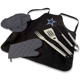 Picnic Time Dallas Cowboys BBQ Apron & Tote