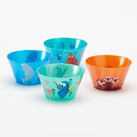 Disney / Pixar Finding Dory 4 pc Bowl Set by Jumping Beans®