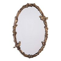 Paza Oval Wall Mirror