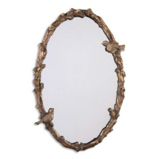 Uttermost Paza Oval Wall Mirror