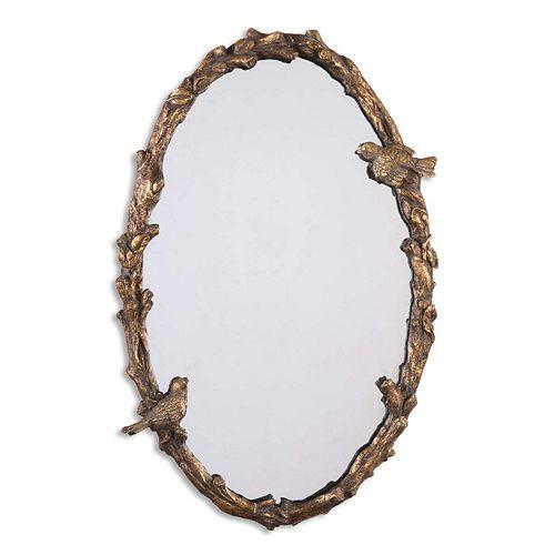 Paza Oval Wall Mirror