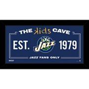 Steiner Sports Utah Jazz 10' x 20' Kids Cave Sign