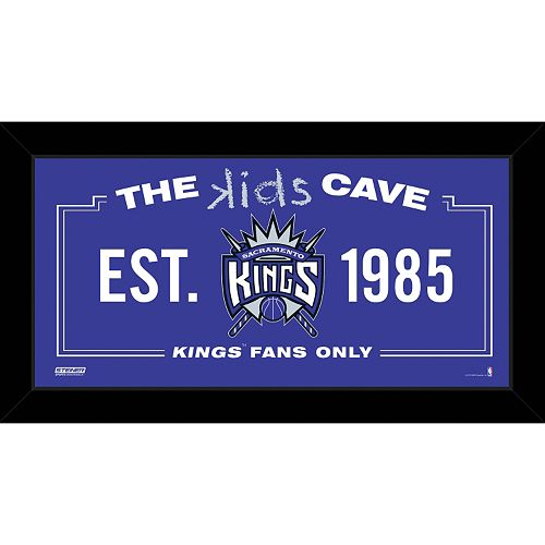 Steiner Sports Sacramento Kings 10
