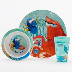 Disney / Pixar Finding Dory 3-pc. Dinnerware Set by Jumping Beans®
