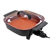 NuWave 12-in. Electric Skillet As Seen on TV