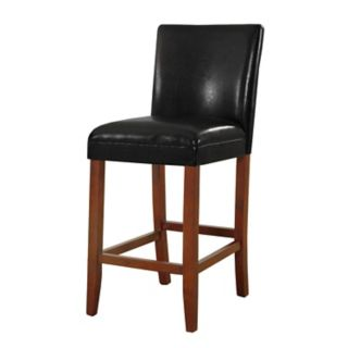 HomePop Luxury Bar Stool 29-in.