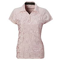 Women's Nancy Lopez Ribbon Golf Polo