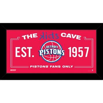 Steiner Sports Detroit Pistons 10
