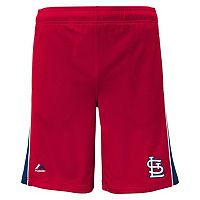Boys 8-20 Majestic St. Louis Cardinals Baseball Classic Shorts