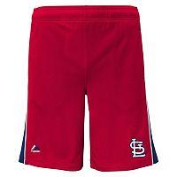 Boys 8-20 Majestic St. Louis Cardinals Baseball Classic Shorts