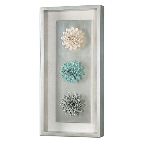 Florenza Shadow Box Framed Wall Art