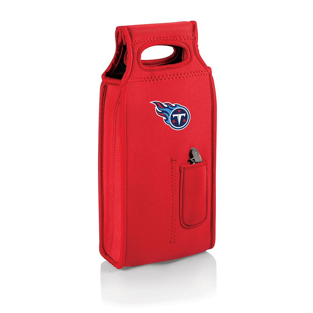 Picnic Time Tennessee Titans Samba 2-Bottle Insulated Wine Tote