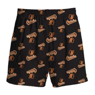 Boys 8-20 Majestic Baltimore Orioles Team Logo Lounge Shorts
