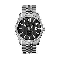 Wittnauer Men's Crystal Stainless Steel Watch - WN3031